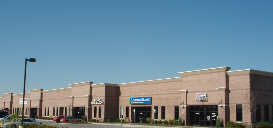 Fishers Trade Center - Flex Building